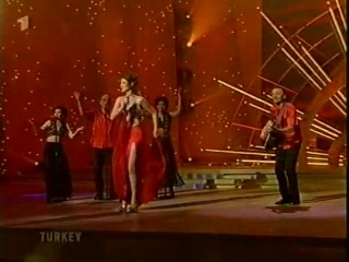 ESC 1999 Turkey - Tugba Önal & Grup Etnik � Dön Artik (16 place)